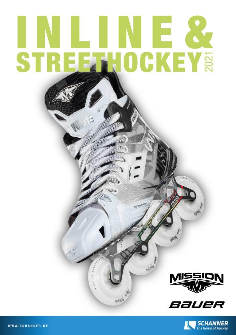 Inline Hockey Katalog